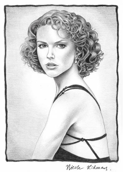Nicole Kidman par boxan